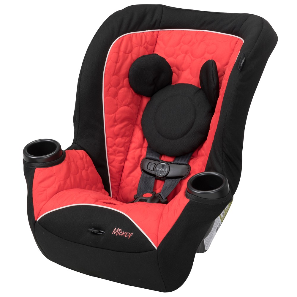 Image of Disney Mickey Mouse Apt 50 Convertible Car Seat - Red