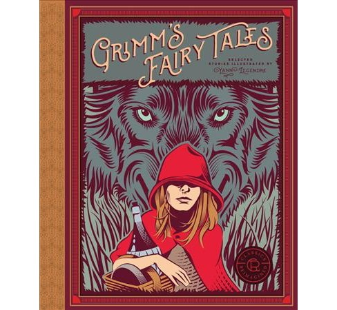 Grimm's Fairy Tales (Paperback) (Wilhelm Grimm & Jacob Grimm) - image 1 of 1