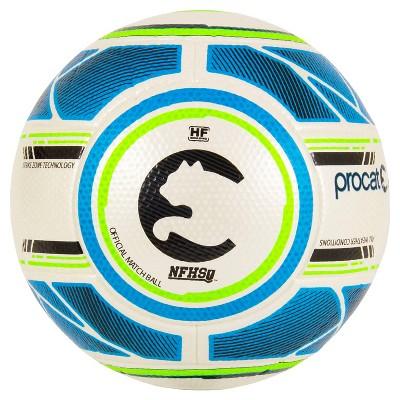 Puma ProCat Size 5 Soccer Ball - Turquoise
