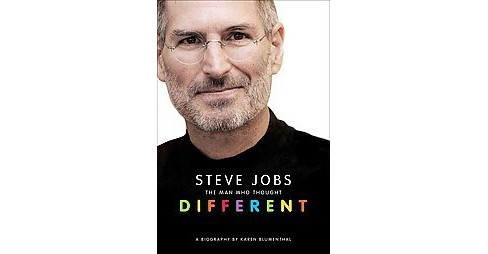 Steve Jobs : The Man Who Thought Different (School And Library) (Karen Blumenthal) - image 1 of 1