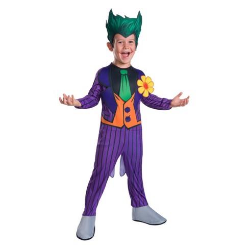 Kids' The Joker Halloween Costume - image 1 of 1