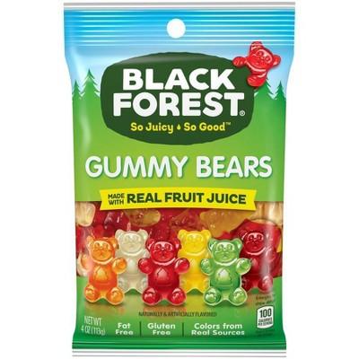 Black Forest Gummy Bears - 4oz