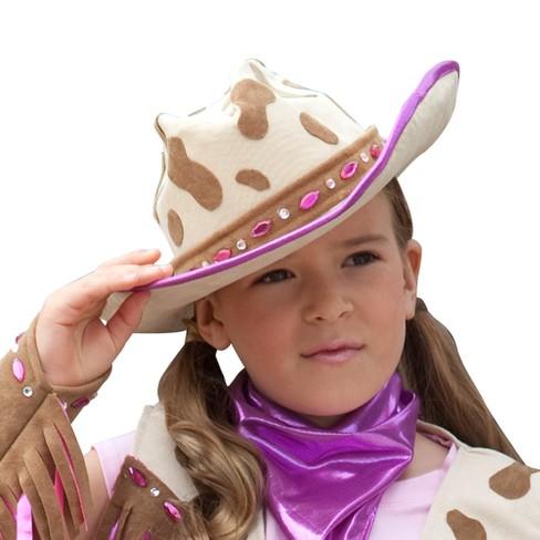 Girls  Rhinestone Cowgirl Hat   Target 3cd9e4b6e5d
