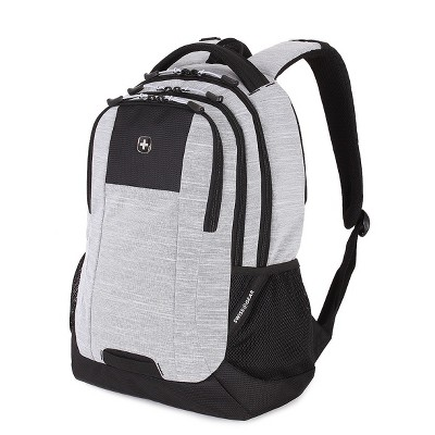 "SWISSGEAR 18"" Laptop Backpack - Light Heather Gray"