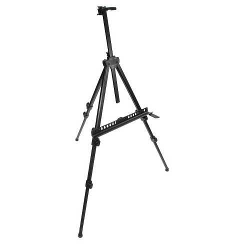 Royal® Adjustable Easel with Carrying Bag - Black - image 1 of 9