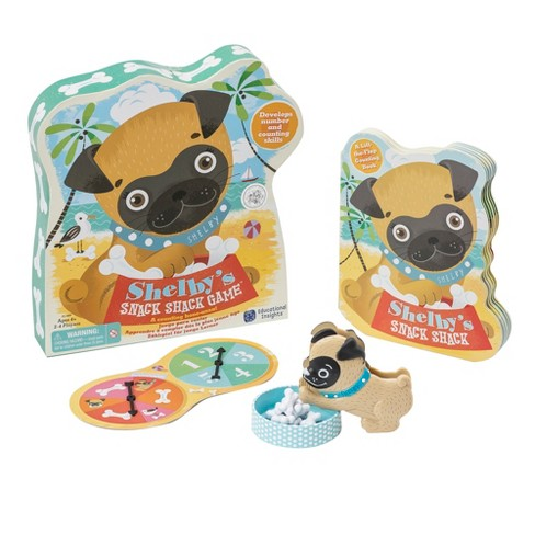 Educational Insights Shelby's Snack Shack Game and Board Book Combo - image 1 of 4