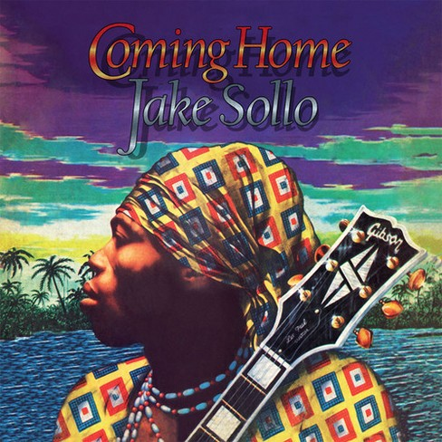 Jake Sollo - Coming Home (CD) - image 1 of 1