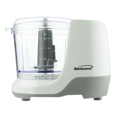 Brentwood 1.5 Cup Mini Food Chopper in Black
