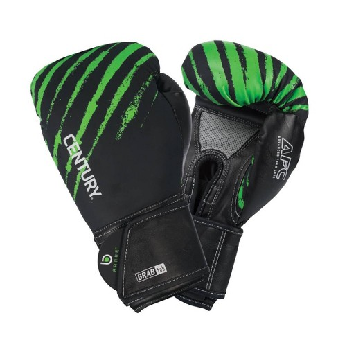 Century Martial Arts Brave Kids' Boxing Gloves - Green/Black - image 1 of 1