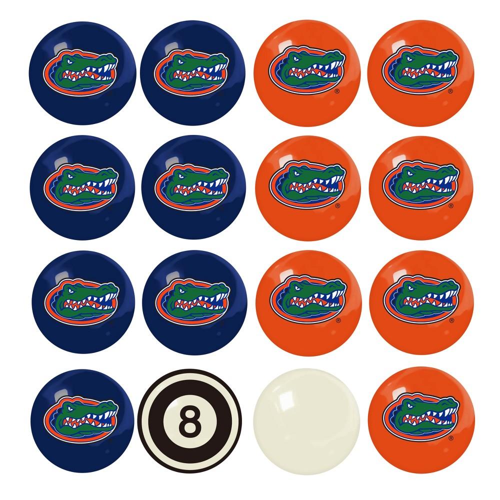 NCAA Imperial Home vs. Away Billiard Ball Set Florida Gators