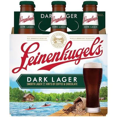 Leinenkugel's Creamy Dark Lager Beer - 6pk/12 fl oz Bottles