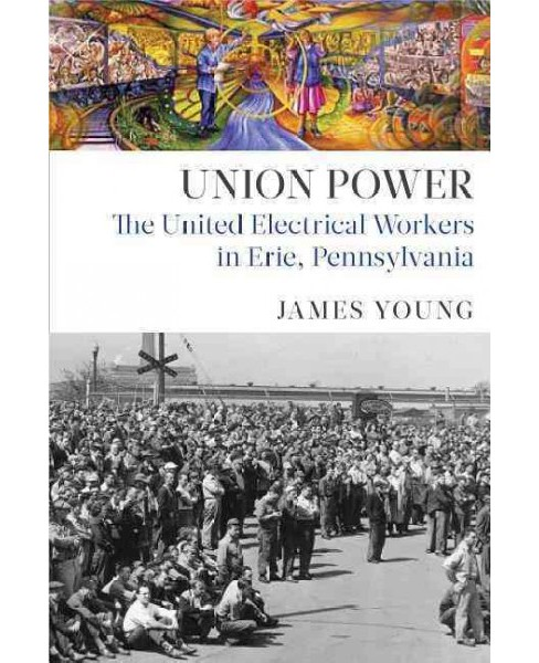 Union Power : The United Electrical Workers in Erie, Pennsylvania (Hardcover) (James Young) - image 1 of 1
