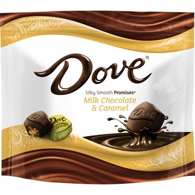 Dove Promises Milk Chocolate & Caramel Candies - 7.6oz