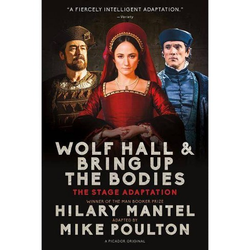 Bring Wolf Bodies Hallamp; The By Hilary Up Mantelpaperback xroBCde