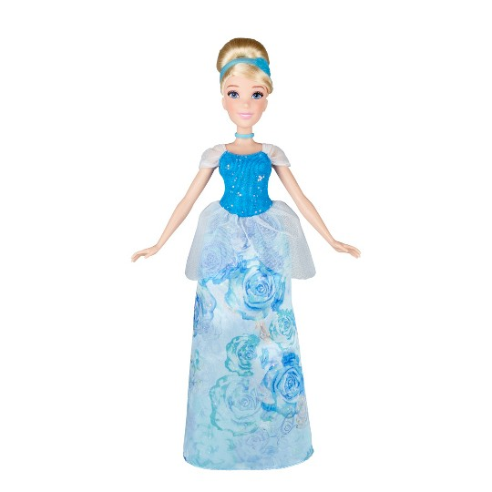Disney Princess Royal Shimmer - Cinderella Doll image number null