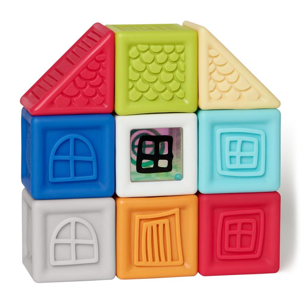 Image of Skip Hop Vibrant Village Blocks