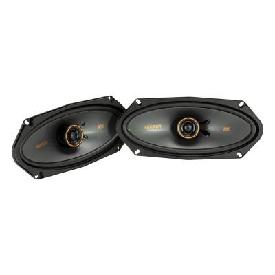 "Kicker 47KSC41004 4x10"" KS-Series 2-Way Coaxial Speakers"