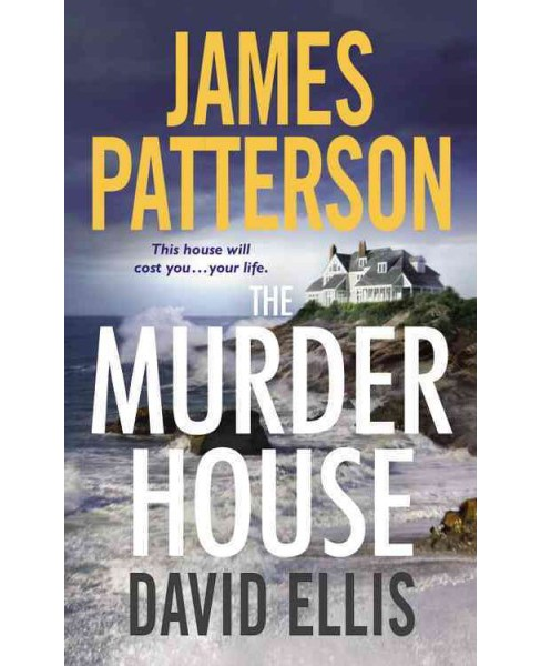 Murder House (Large Print) (Hardcover) (James Patterson & David Ellis) - image 1 of 1
