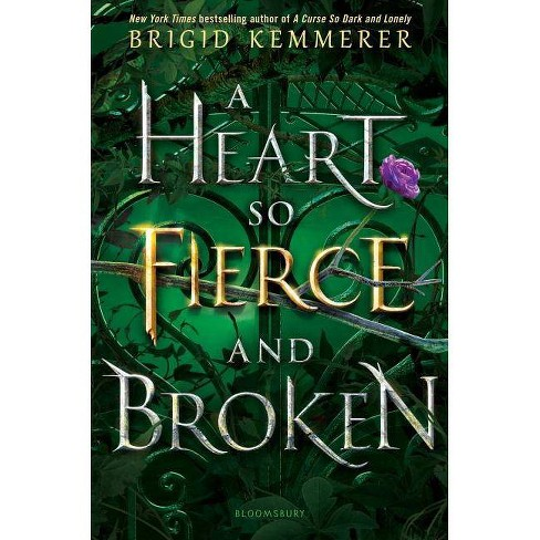 A Heart So Fierce and Broken - (The Cursebreaker) by  Brigid Kemmerer (Hardcover) - image 1 of 1