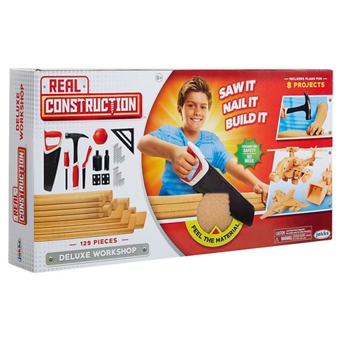 Real Construction Deluxe Workshop - image 1 of 3
