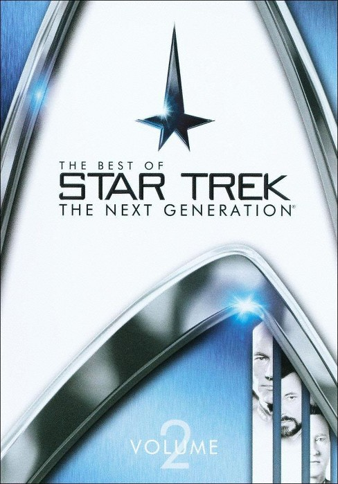 The Best of Star Trek: The Next Generation, Vol. 2 (dvd_video) - image 1 of 1
