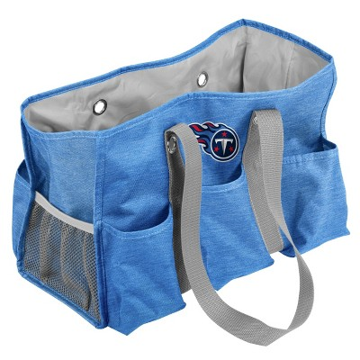 NFL Tennessee Titans Crosshatch Jr Caddy Backpack