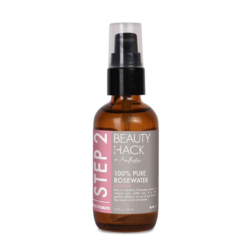 SheaMoisture Beauty Hack 100% Pure Rosewater - 1.9 fl oz
