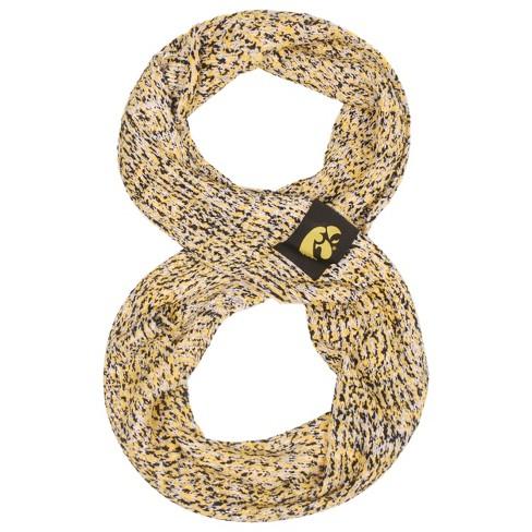 NCAA Iowa Hawkeyes Chunky Infinity Scarf - image 1 of 1