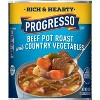 Progresso Rich & Hearty Beef Pot Roast with Country Vegetables Soup 18.5oz - image 4 of 4