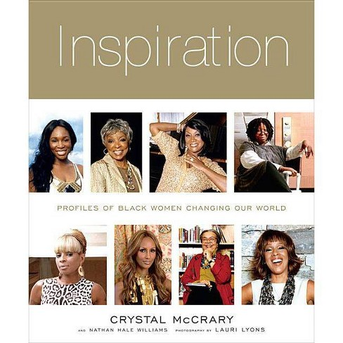 Inspiration - by  Crystal McCrary (Hardcover) - image 1 of 1