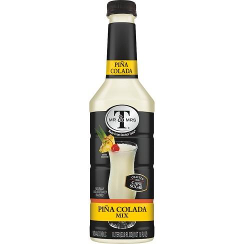 Mr & Mrs T Pina Colada Mix - 1L Bottle - image 1 of 3