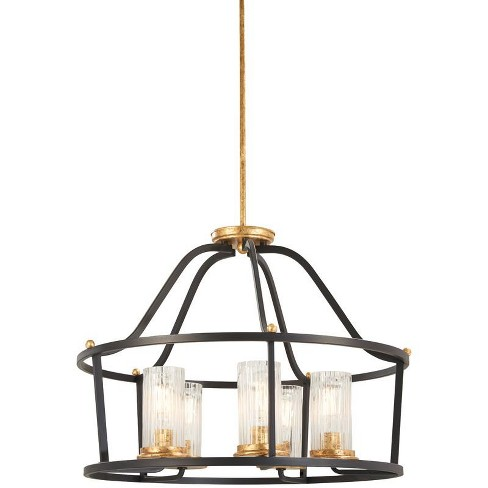 "Minka Lavery 4515 Posh Horizon 5 Light 25-1/2"" Wide Taper Candle Chandelier - image 1 of 1"