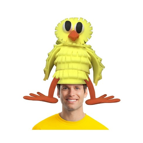 Adult Chicken Costume Hat - image 1 of 1
