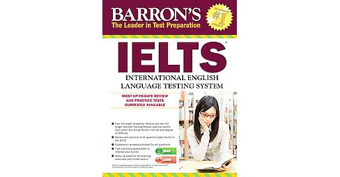 Barron's IELTS : International English Language Testing System (Revised) (Paperback) (Dr. Lin Loughleed) - image 1 of 1