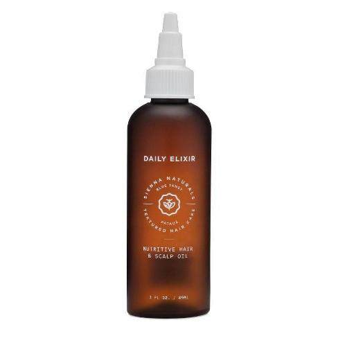 Sienna Naturals Daily Elixir Hair & Scalp Oil - 3 fl oz - image 1 of 4