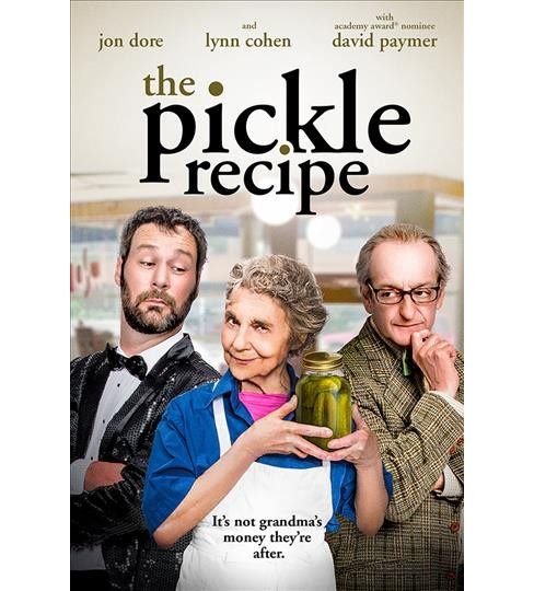 Pickle Recipe (DVD) - image 1 of 1