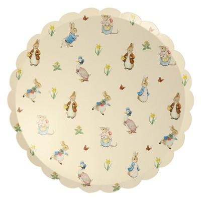 Meri Meri Peter Rabbit™ & Friends Dinner Plates