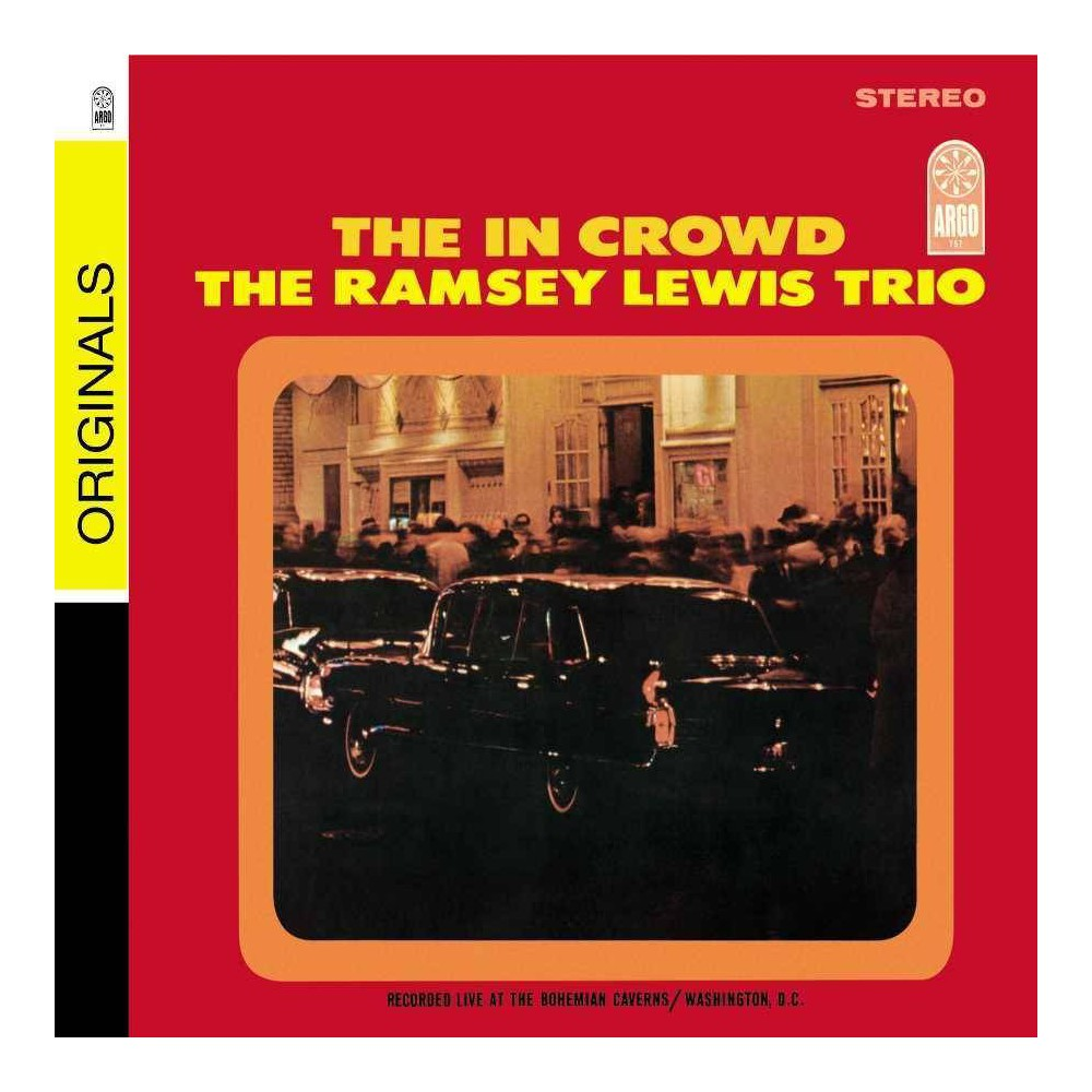 Ramsey Lewis Trio The In Crowd Cd