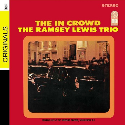 Lewis - In Crowd (CD) - image 1 of 1