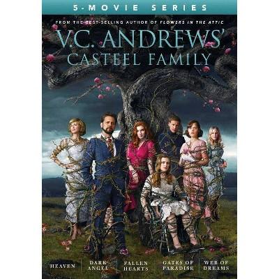 V.C. Andrews' Casteel Family 5-Movie Series (DVD)(2020)