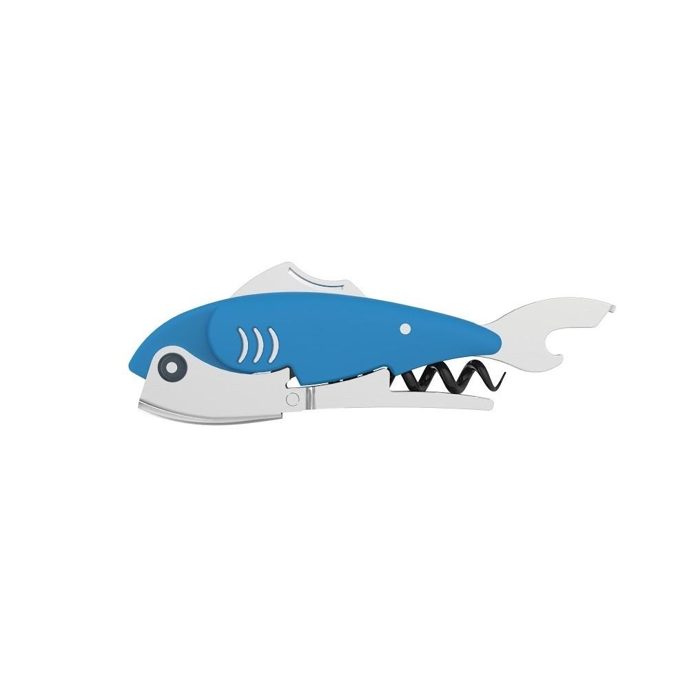 true Gilbert - Fish Corkscrew - Blue