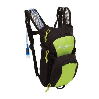 """Outdoor Products 2.1"""" Tadpole Hydration Pack - Green"""