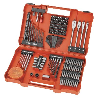 BLACK+DECKER™ 201-pc. Drill Accessory Set