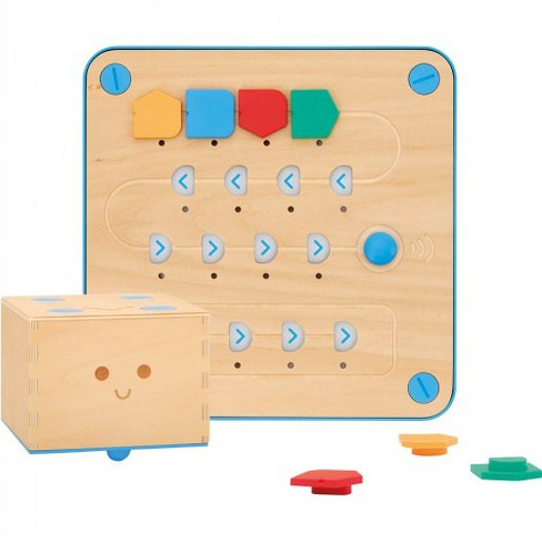 Primo Cubetto Children's Programmable Robot Playset  - 20 Pcs - image 1 of 4