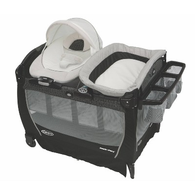 Graco Pack 'n Play Playard Snuggle Suite LX