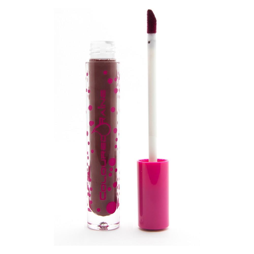 Image of Coloured Raine Matte Lip Paint Mocha - 0.12oz, Brown