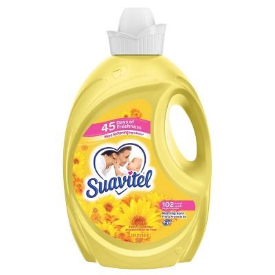 Suavitel Scented Liquid Fabric Softener and Conditioner - Morning Sun