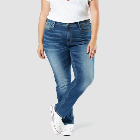 DENIZEN® from Levi's® Women's Plus Size Modern Skinny Jeans - Stunner - image 1 of 3