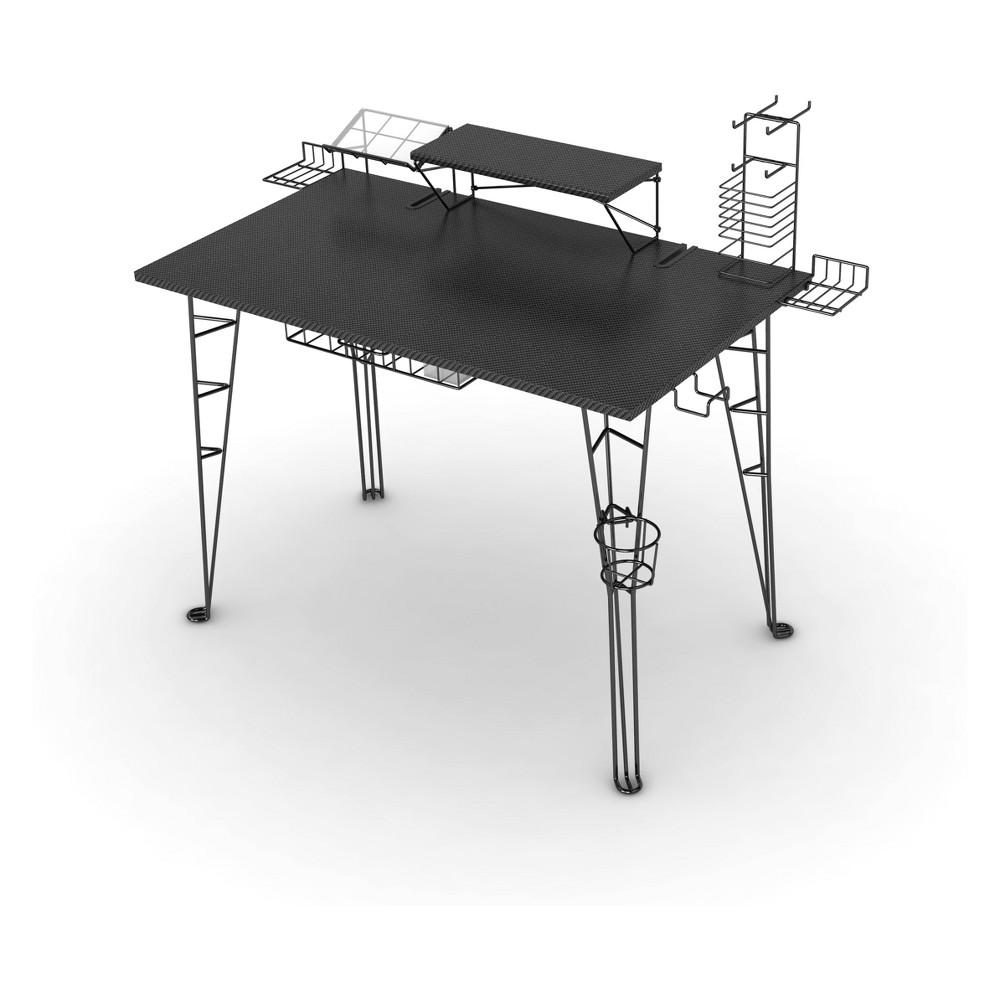 Gaming Desk - Atlantic, Black