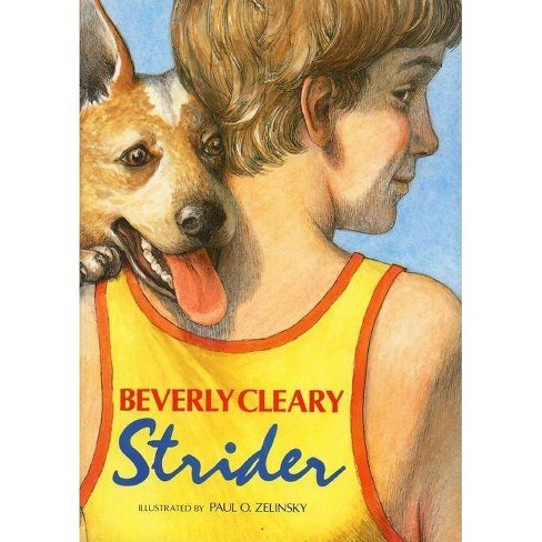 Strider - by  Beverly Cleary (Hardcover) - image 1 of 1